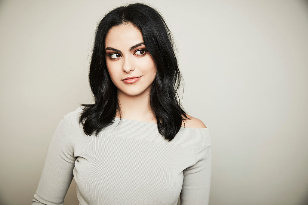 Camilla Mendes from CW's 'Riverdale' poses in the Getty Images Portrait Studio at the 2017 Winter Television Critics Association press tour at the Langham Hotel on January 8, 2017 in Pasadena, California. (Photo by Maarten de Boer/Getty Images Portrait)