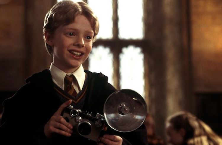 Hugh Mitchell as Colin Creevey in Harry Potter