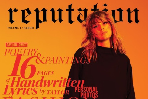 Picture of Taylor Swift Reputation