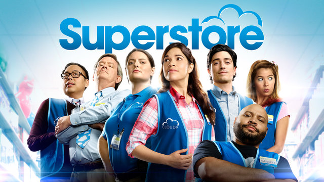 """Superstore"" Cast"