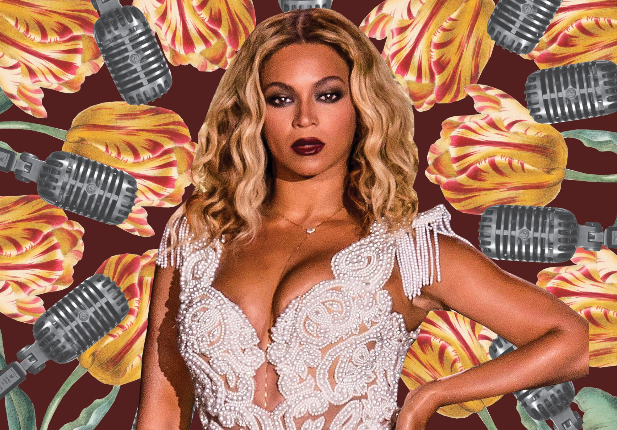 Beyoncé collage