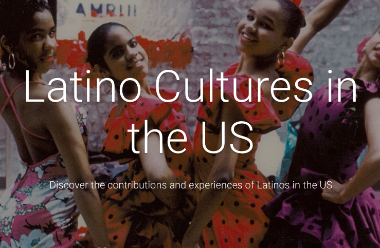 Google Latin culture archive