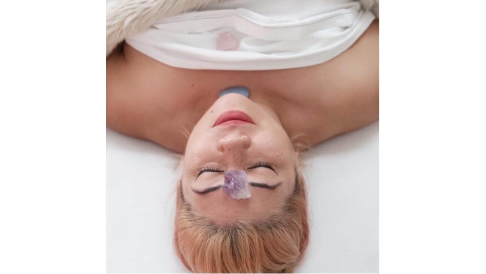Magical Crystal Massage