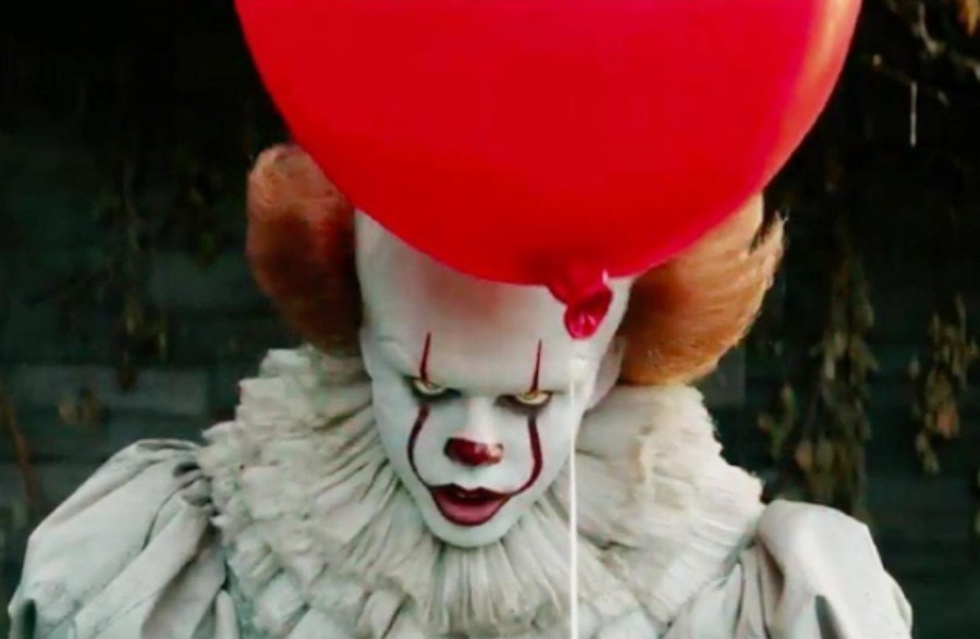 picture of pennywise from it instagram
