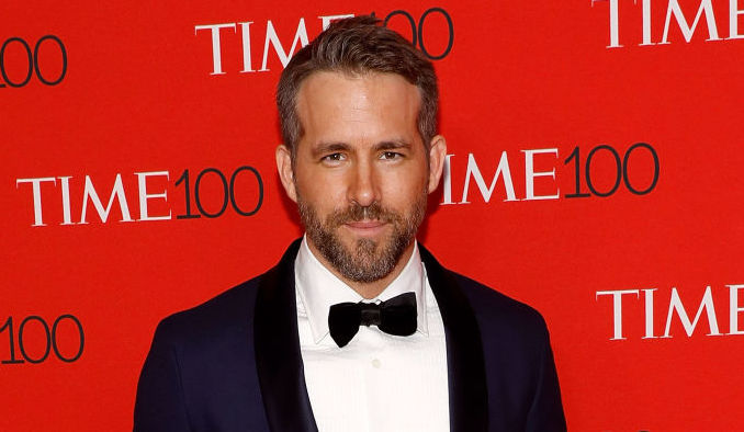 Picture of Ryan Reynolds Time