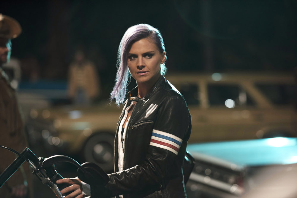 Eliza Coupe Future Man