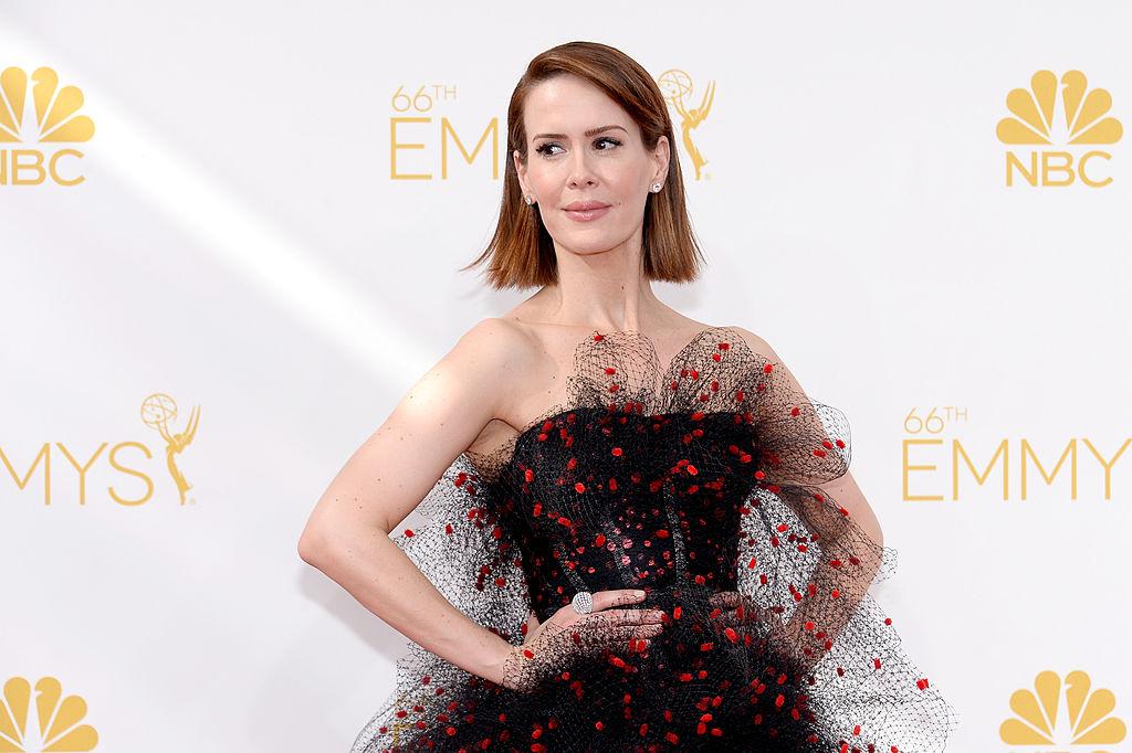 Sarah Paulson Emmys 2014