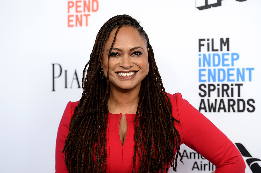 Ava DuVernay attends the 2017 Film Independent Filmmaker Grant and Spirit Award Nominees Brunch at BOA Steakhouse on January 7, 2017 in West Hollywood, California.