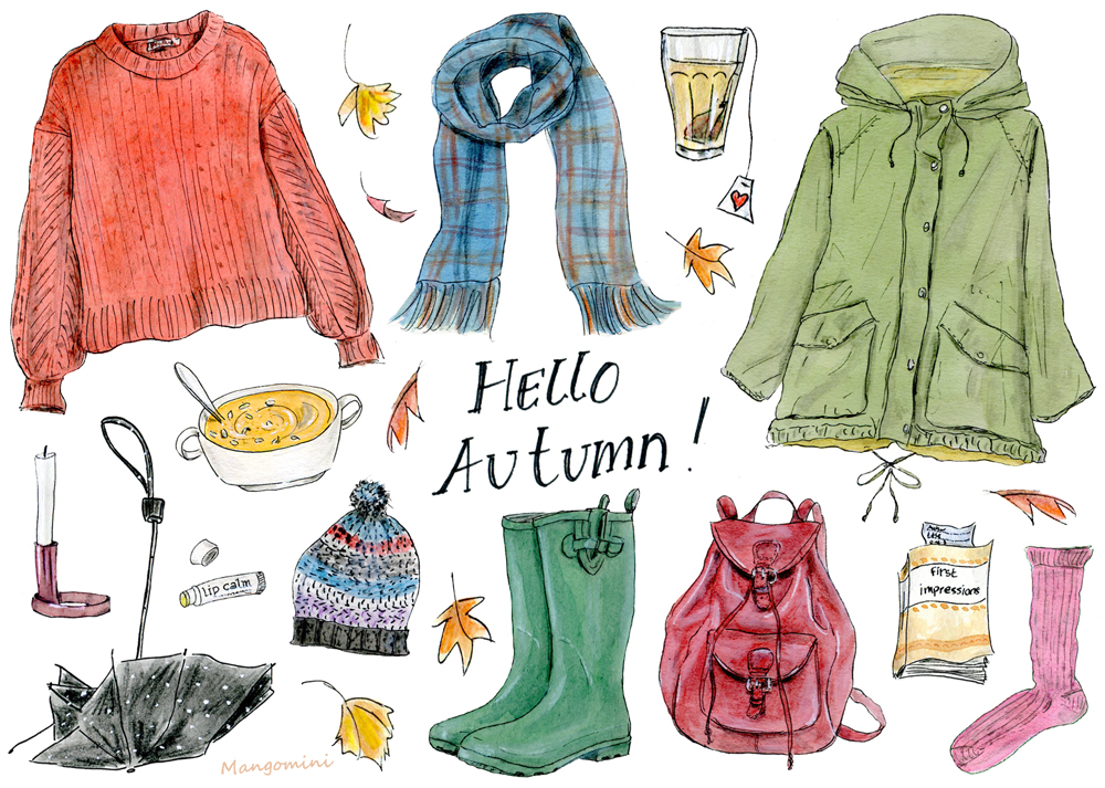 Autumn Illustrated How To