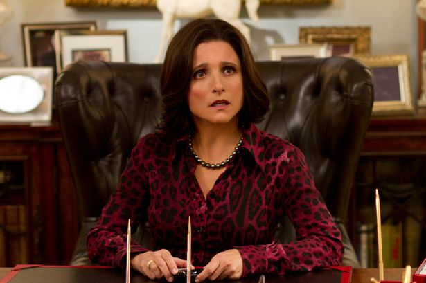 Picture of Selina Meyer Veep
