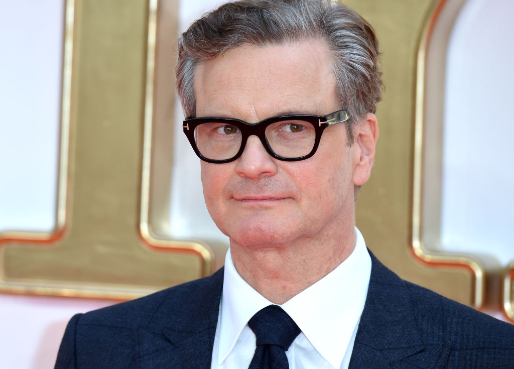 Colin Firth attends the 'Kingsman: The Golden Circle' World Premiere held at Odeon Leicester Square on September 18, 2017 in London, England.