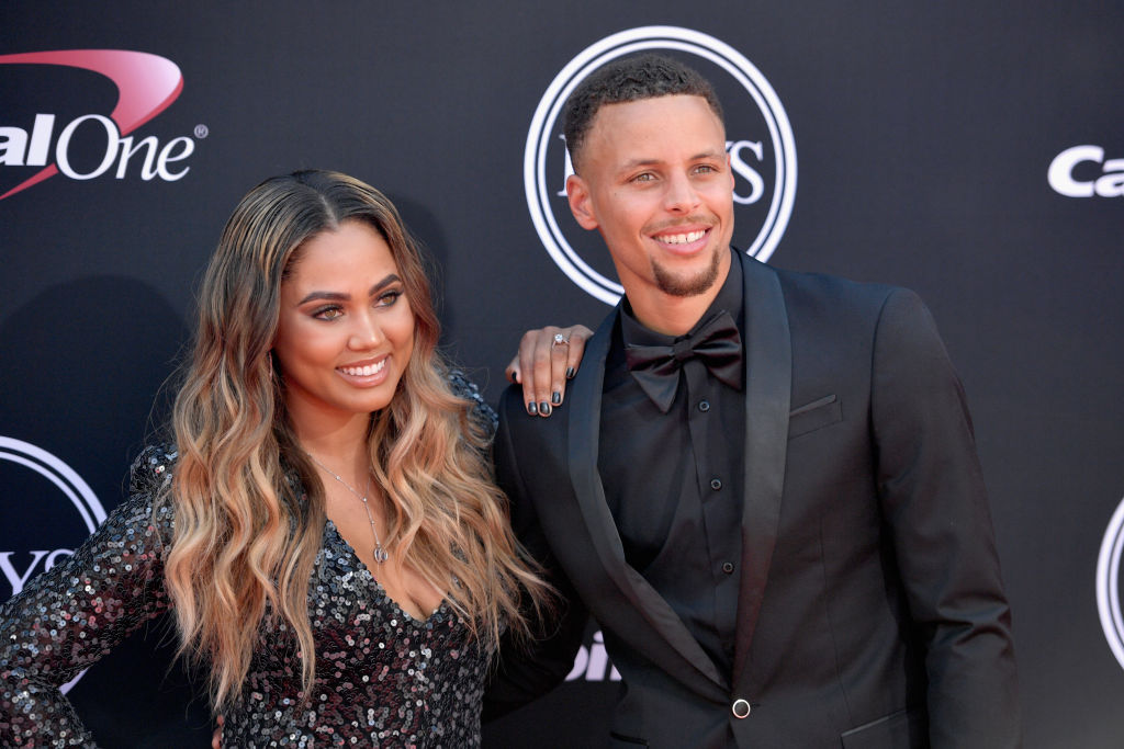 Picture of Steph Ayesha Curry
