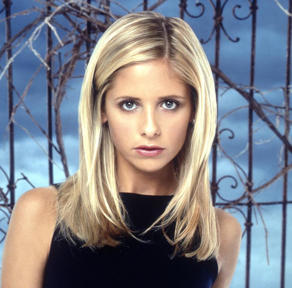 Sarah Michelle Gellar Stars In Buffy The Vampire Slayer