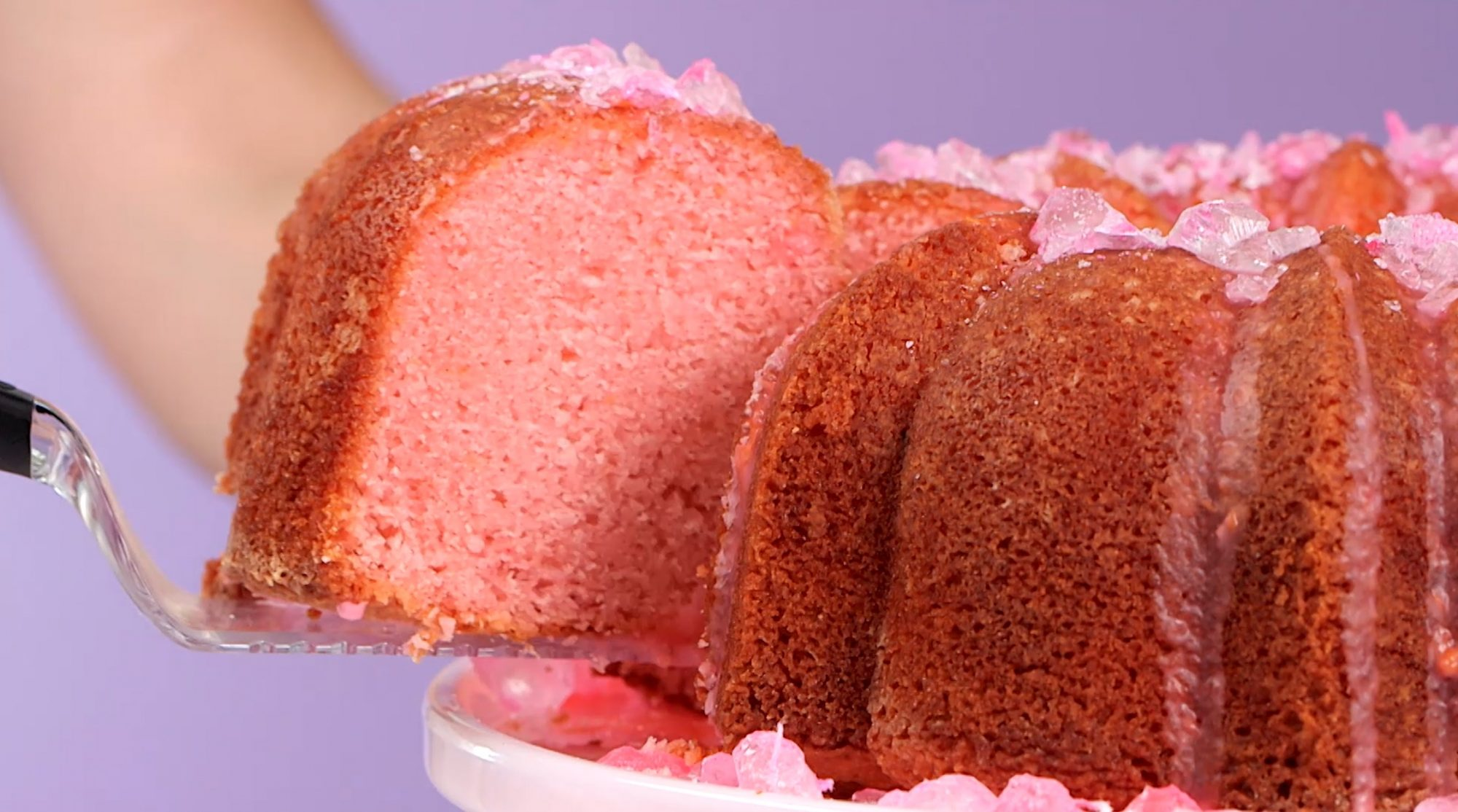 Grapefruit Seltzer Cake
