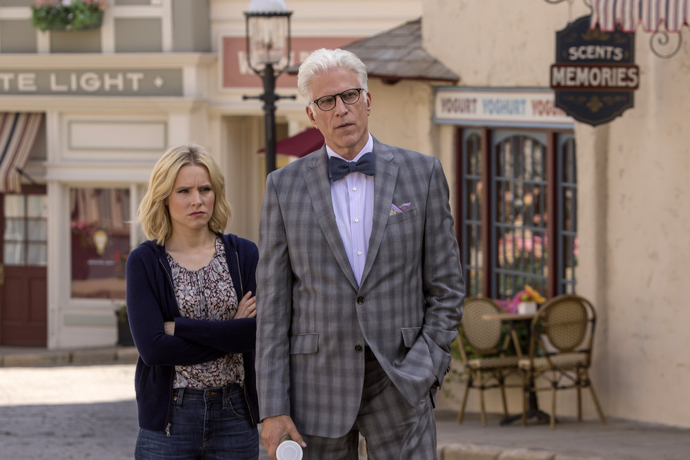 Picture of The Good Place Eleanor Michael