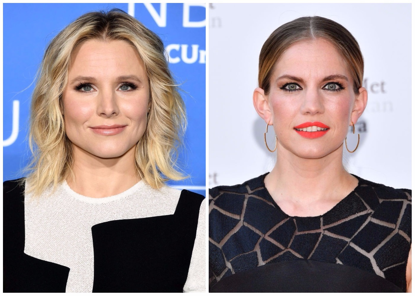 Picture of Kristen Bell Anna Chlumsky