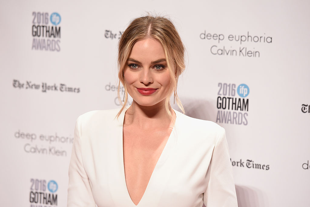 Margot Robbie attends IFP's 26th Annual Gotham Independent Film Awards at Cipriani, Wall Street on November 28, 2016 in New York City.