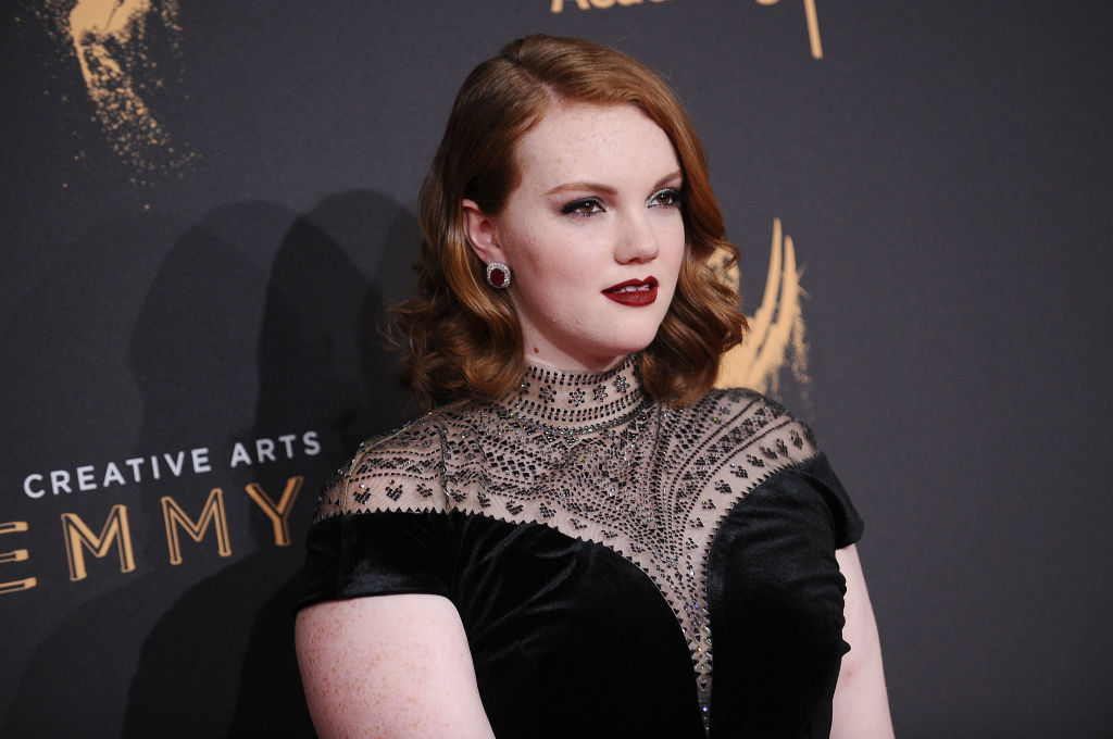 Shannon Purser attends the 2017 Creative Arts Emmy Awards at Microsoft Theater on September 10, 2017 in Los Angeles, California.