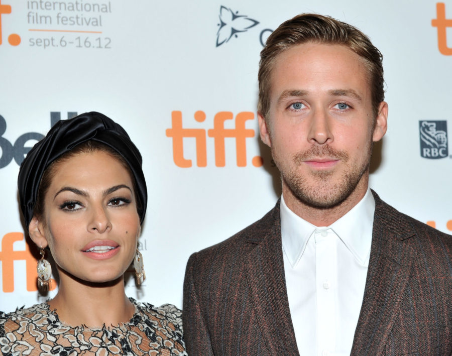 Image of Ryan Gosling and Eva Mendes