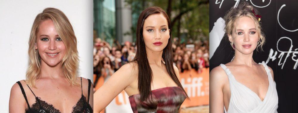 Jennifer Lawrence best hairstyles