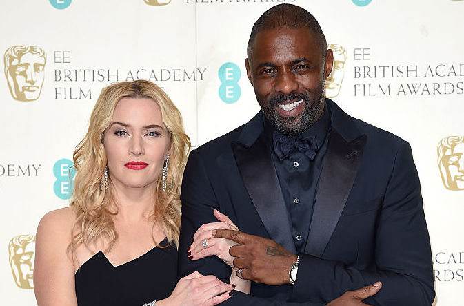 Picture of Kate Winslet Idris Elba