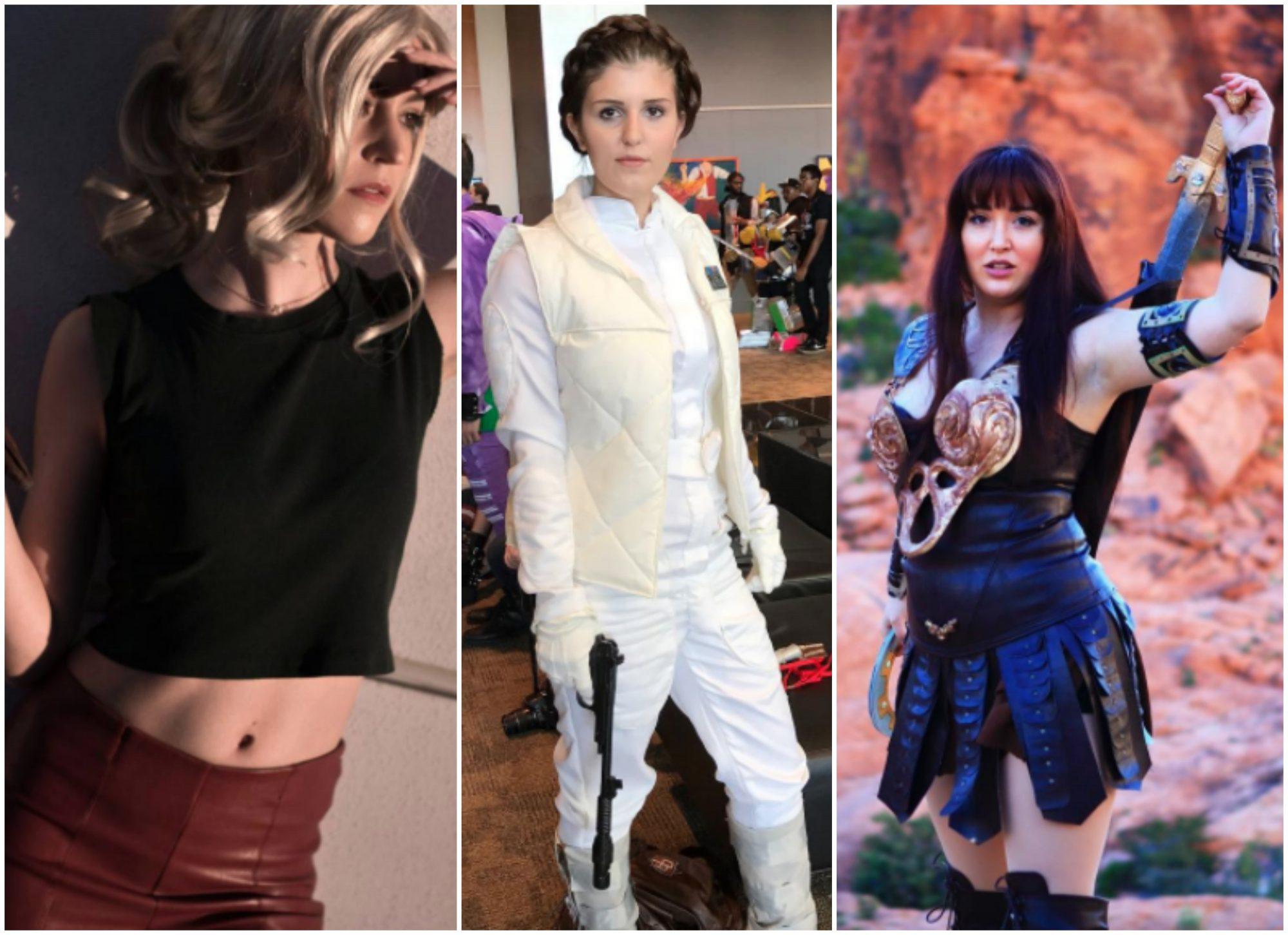 Image of feminist Halloween costumes