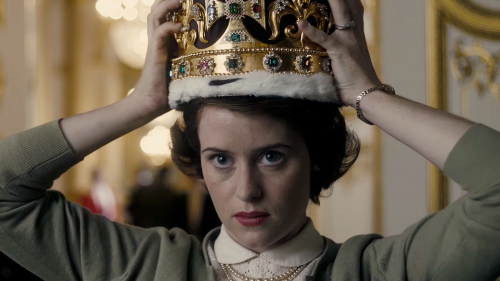 Picture of Claire Foy The Crown