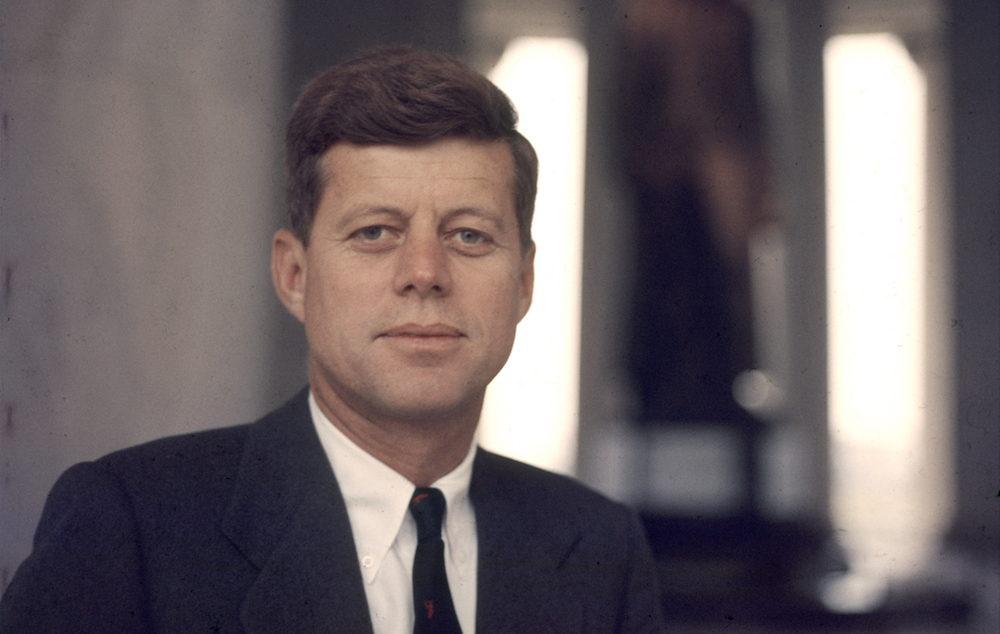Files on the JFK assassination will be released.