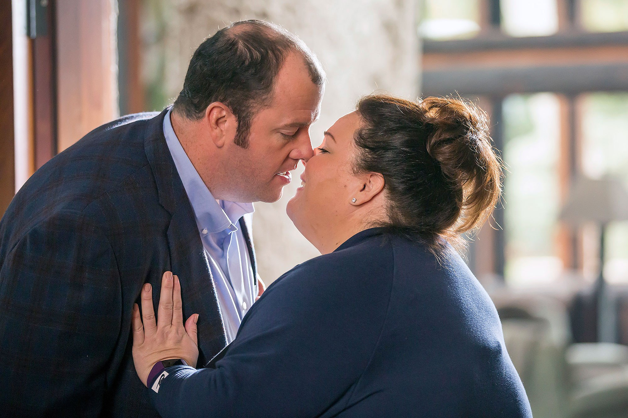 Picture of Kate and Toby This Is Us