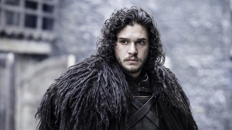 Picture of Jon Snow Winter