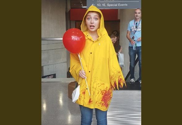 Georgie from It