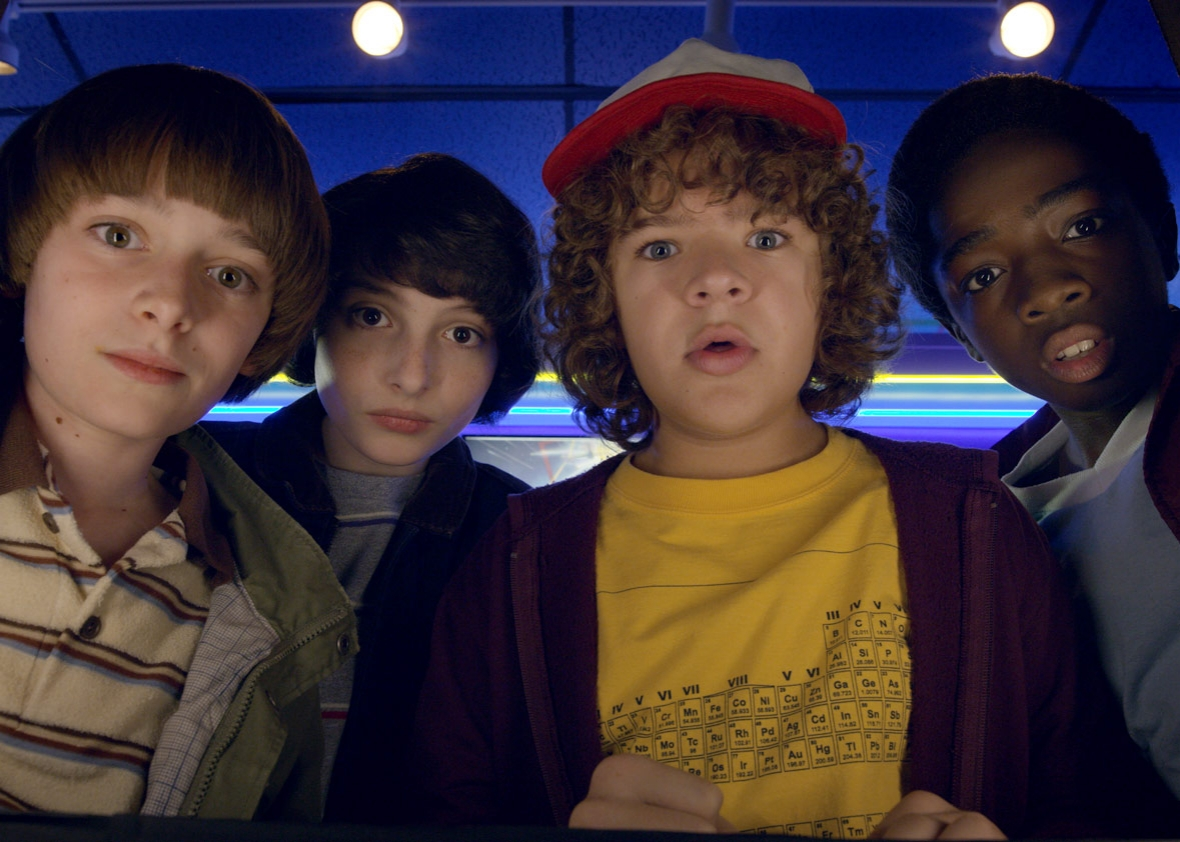Picture of Stranger Things Boys
