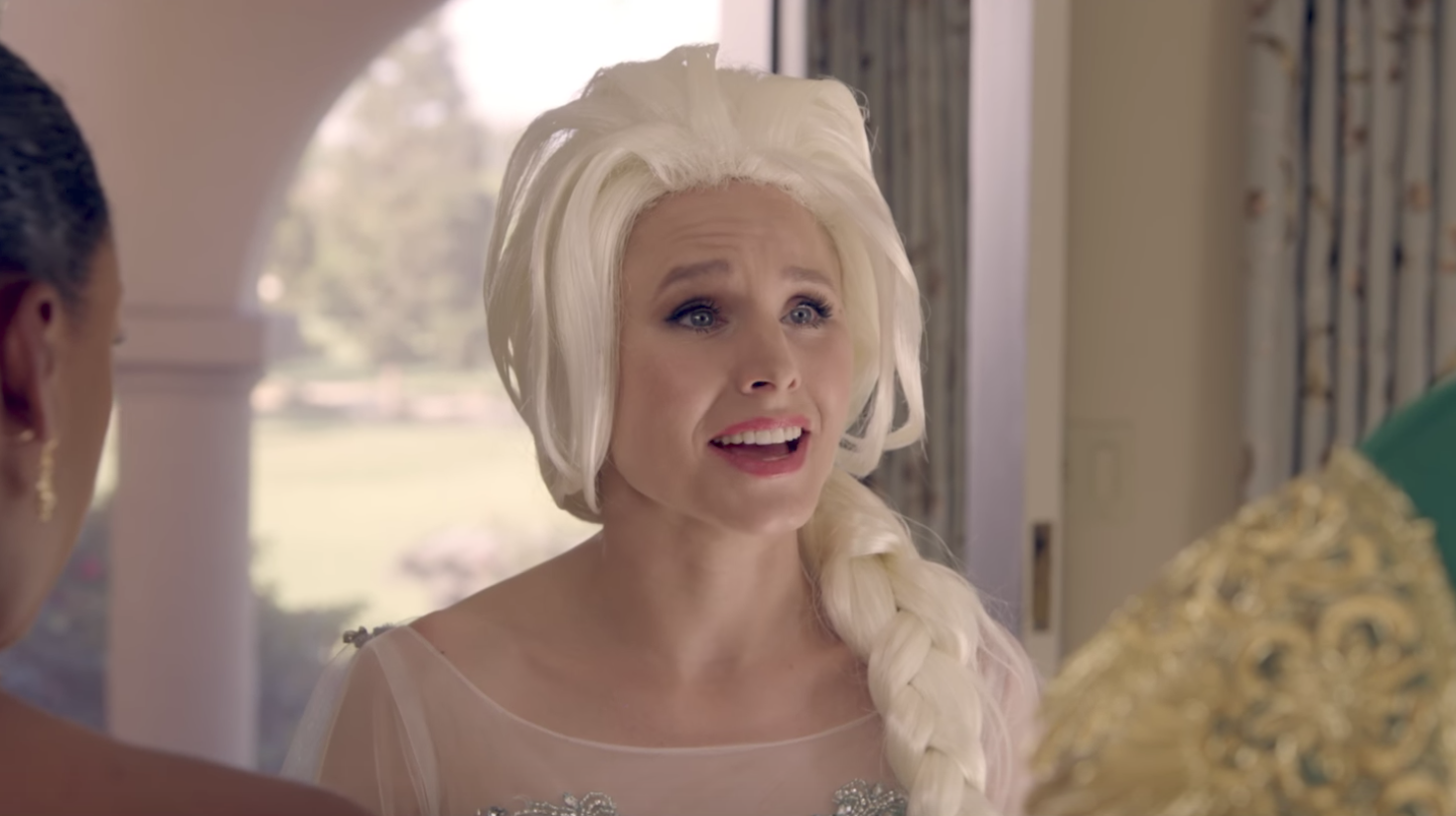 Kristen Bell Frozen