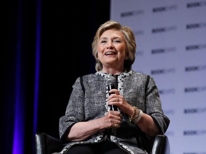 Corey Lewandowski called it the Clinton Administration.