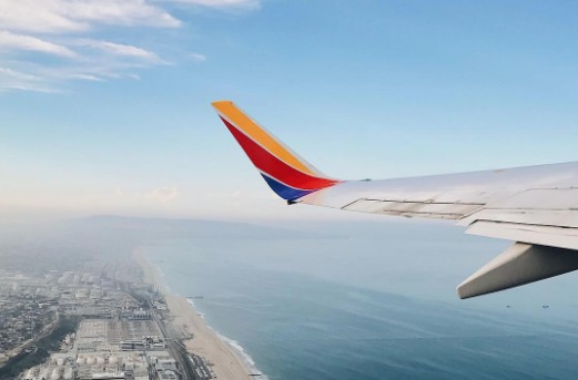 Picture of Southwest Airlines Winglet