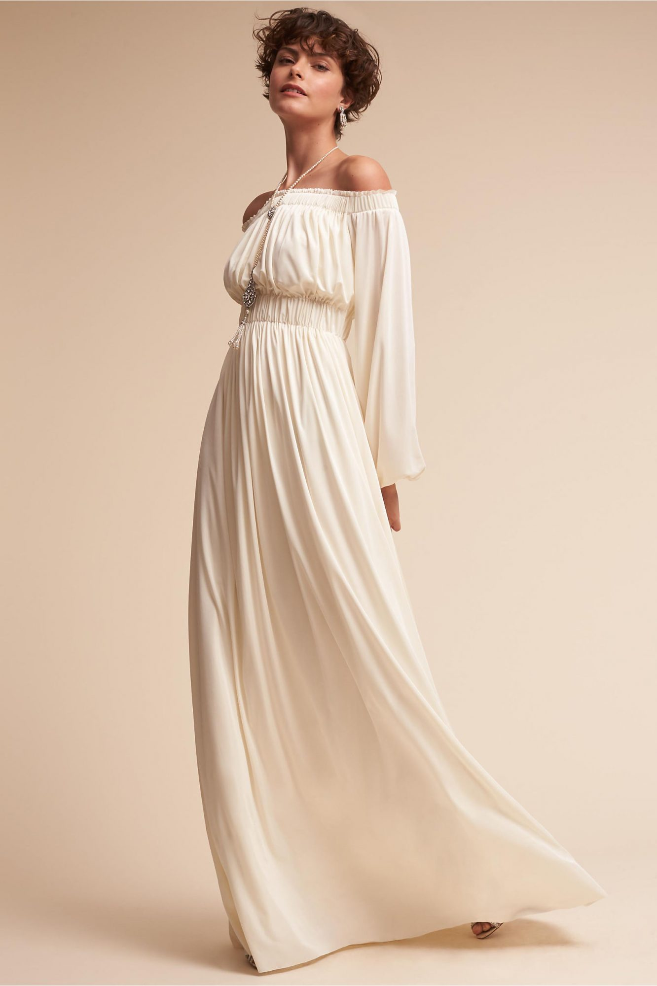 20s inspired wedding gowns for the bride who's just plain groovy ...