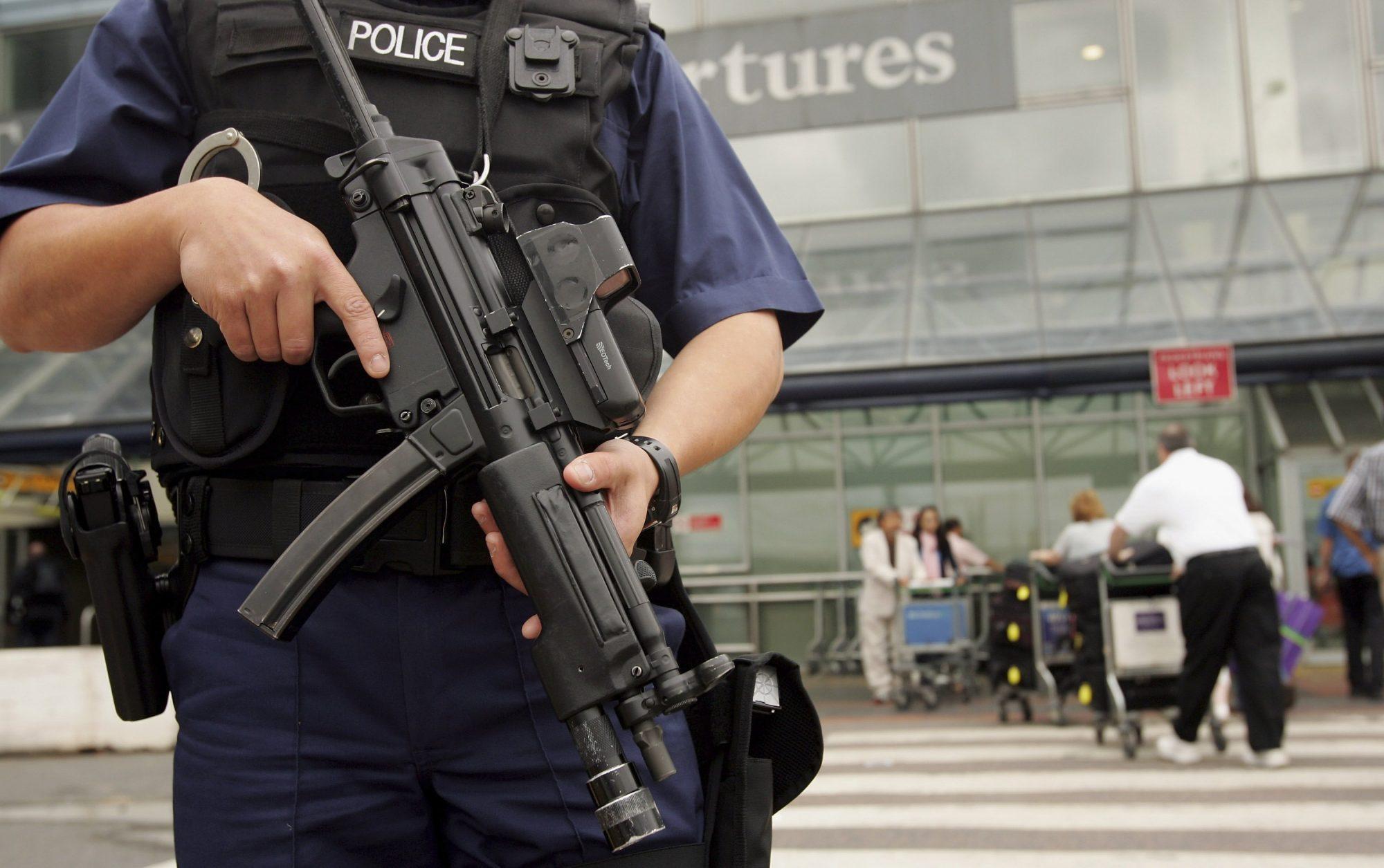 Passengers Face Airport Delays Following Airline Terror Alert