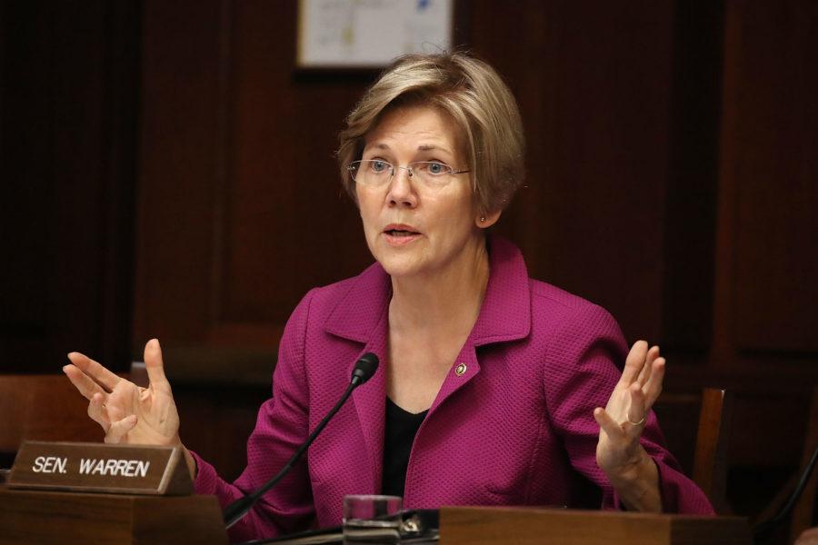 White House Chief of Staff John Kelly insulted Senator Elizabeth Warren.
