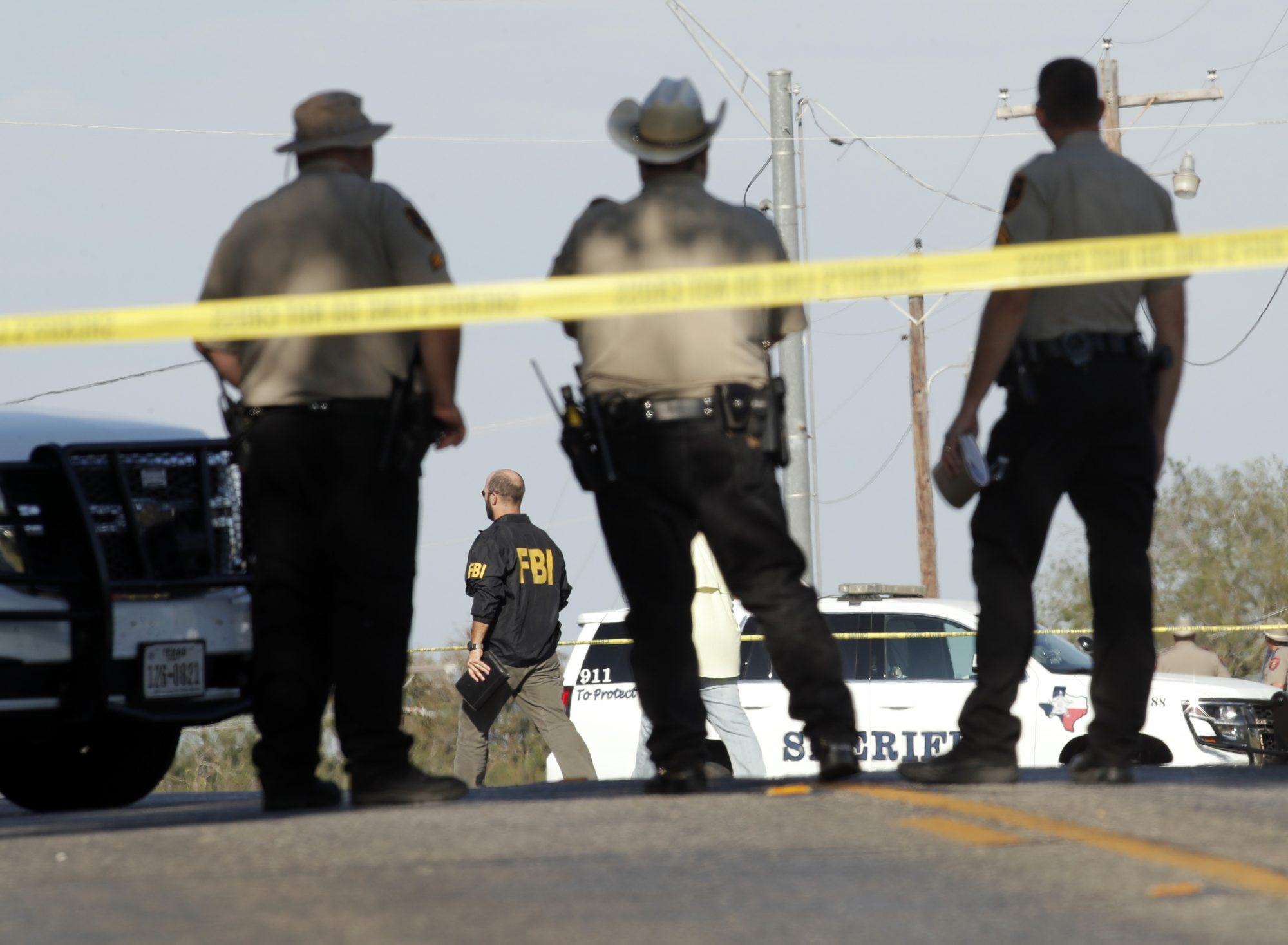 Sutherland Springs shooter identified