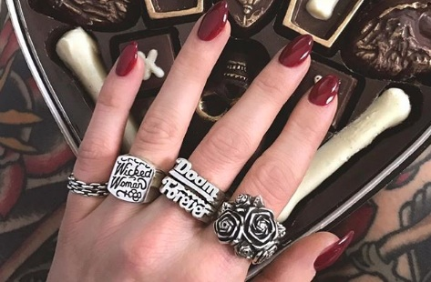 witch rings