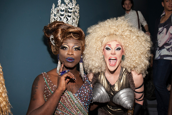 Bob the Drag Queen and Thorgy Thor