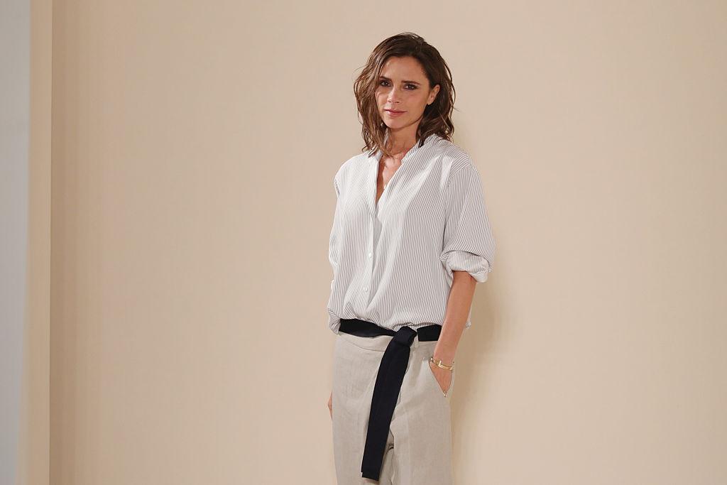 Victoria Beckham - Front Row/Backstage - September 2016 New York Fashion Week