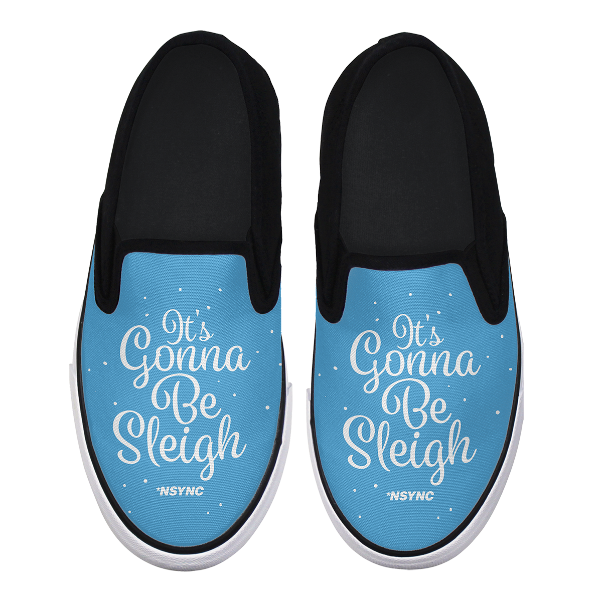 NSYNCItsGonnaBeSleighshoes.png