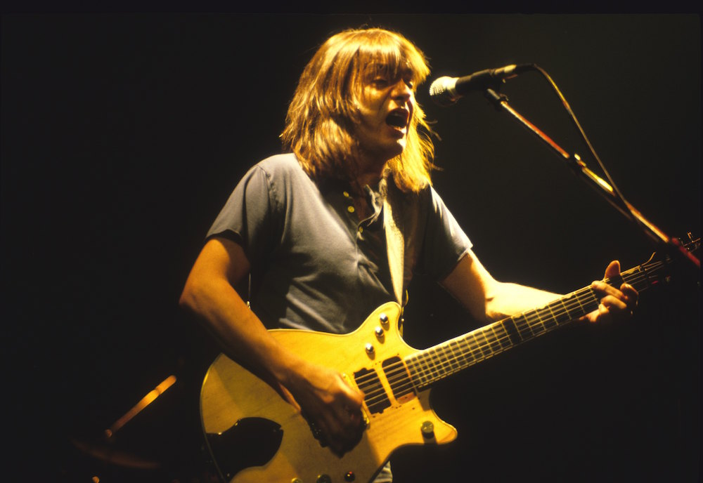 Malcolm Young from AC/DC