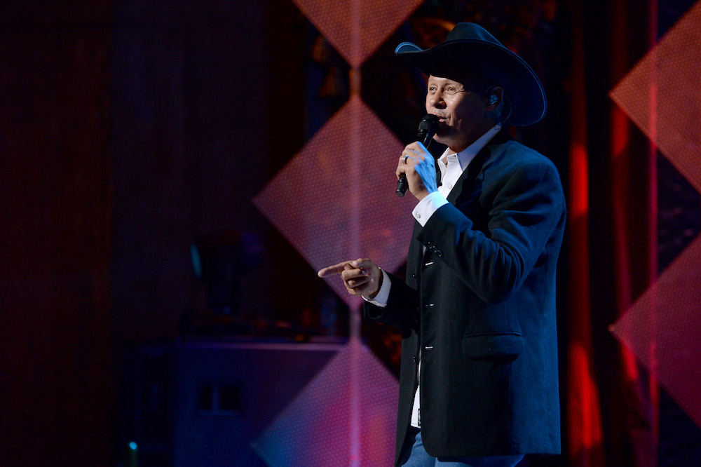 """Neal McCoy wrote a song called """"Take A Knee, My Ass"""""""
