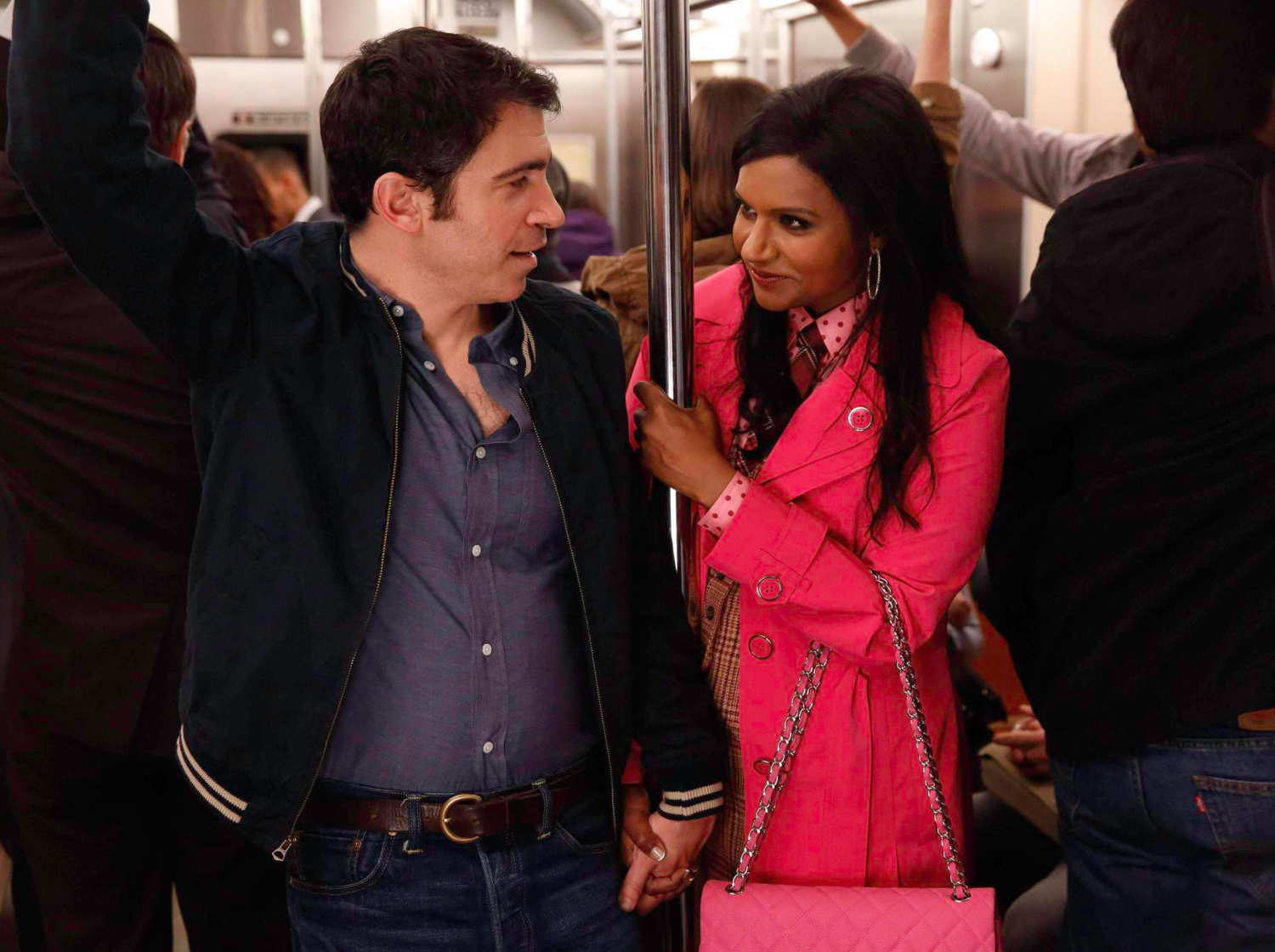 Picture of Mindy Project Subway