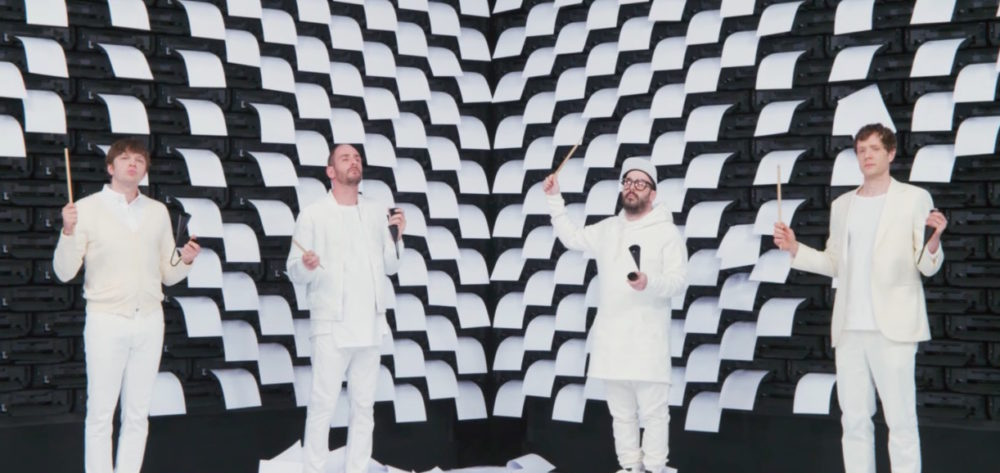 """Obsession"" music video from OK Go"