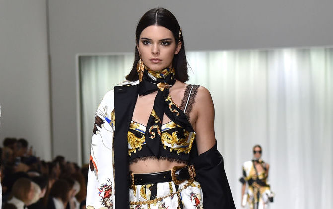 Picture of Kendall Jenner Runway