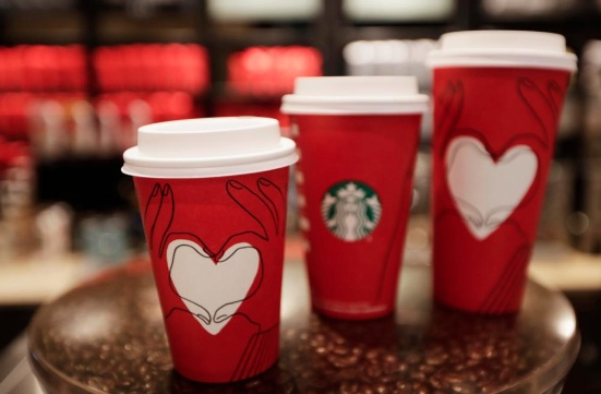 Starbucks red cup gay agenda