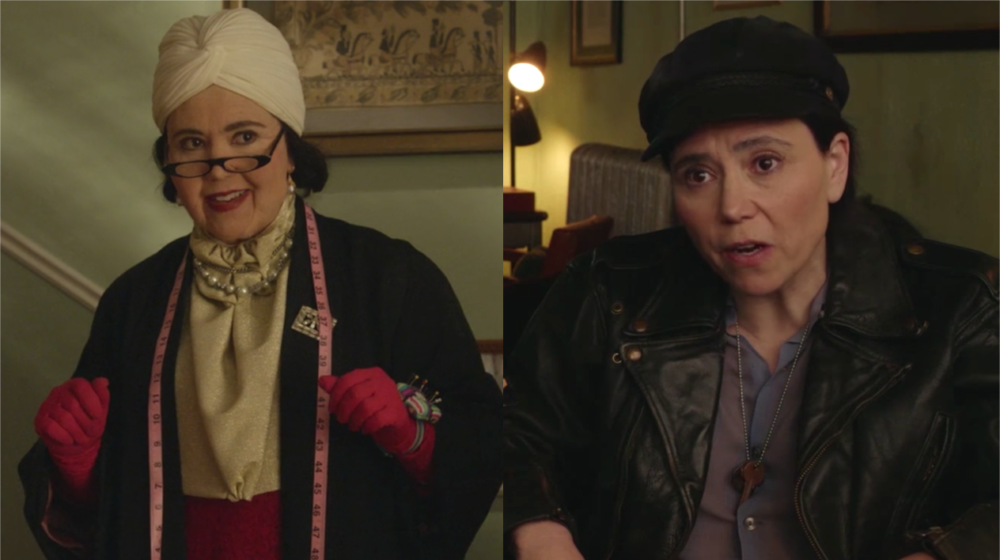 gilmore girls marvelous mrs. maisel alex borstein